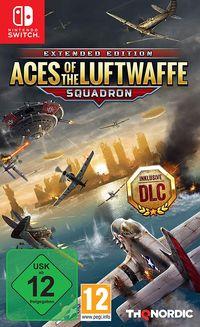 Hier klicken, um das Cover von Aces of the Luftwaffe - Squadron Edition (Switch) zu vergrößern