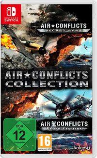 Hier klicken, um das Cover von Air Conflicts: Double Pack (Switch) zu vergrößern