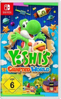 Hier klicken, um das Cover von Yoshi's Crafted World (Switch) zu vergrößern