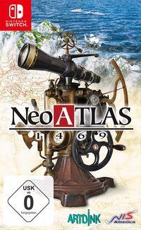 Hier klicken, um das Cover von Neo Atlas 1469 (Switch) zu vergrößern