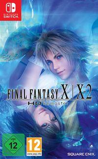 Hier klicken, um das Cover von Final Fantasy X/X-2 (Switch) zu vergrößern