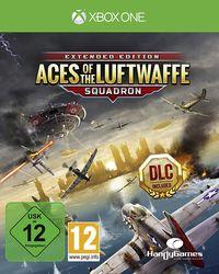 Hier klicken, um das Cover von Aces of the Luftwaffe - Squadron Edition (Xbox One) zu vergrößern