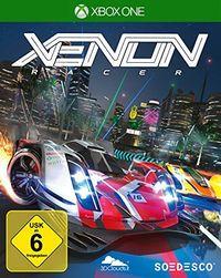 Hier klicken, um das Cover von Xenon Racer (Xbox One) zu vergrößern