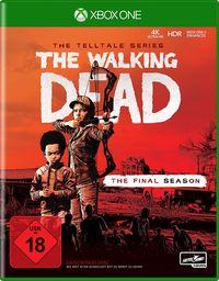 Hier klicken, um das Cover von Telltale´s The Walking Dead: The Final Season (Xbox One) zu vergrößern