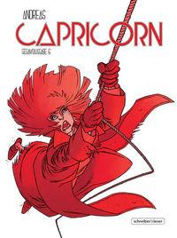 Hier klicken, um das Cover von Capricorn – Gesamtausgabe 6 zu vergrößern