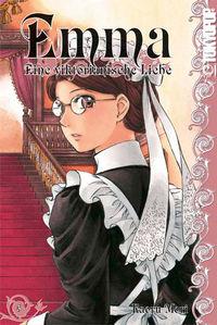 Hier klicken, um das Cover von Emma - Eine viktorianische Liebe 5 zu vergrößern