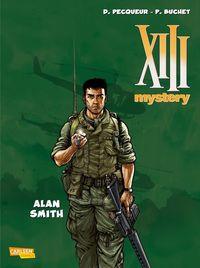 Hier klicken, um das Cover von XIII Mystery 12 - Alan Smith zu vergrößern