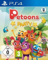 Hier klicken, um das Cover von Petoons Party (PS4) zu vergrößern