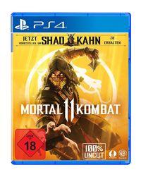 Hier klicken, um das Cover von Mortal Kombat 11 (PS4) zu vergrößern