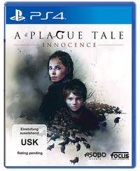 Hier klicken, um das Cover von A Plague Tale Innocence (Ps4) zu vergrößern