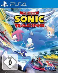 Hier klicken, um das Cover von Team Sonic Racing (Ps4) zu vergrößern