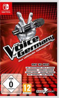 Hier klicken, um das Cover von The Voice of Germany - Das offizielle Videospiel (Switch) zu vergrößern