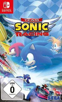 Hier klicken, um das Cover von Team Sonic Racing (Switch) zu vergrößern