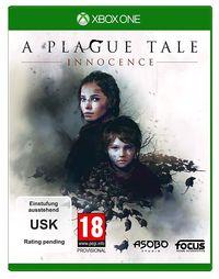 Hier klicken, um das Cover von A Plague Tale Innocence (Xbox One) zu vergrößern