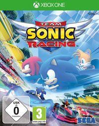 Hier klicken, um das Cover von Team Sonic Racing (Xbox One) zu vergrößern