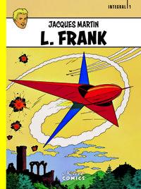 Hier klicken, um das Cover von L. Frank – Integral 1 zu vergrößern