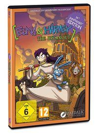 Hier klicken, um das Cover von Edna Remake SPECIAL EDITION (PC) zu vergrößern