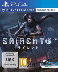 Hier klicken, um das Cover von Sairento VR (PlayStation VR) zu vergrößern