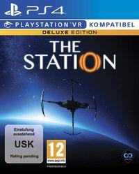Hier klicken, um das Cover von The Station (PlayStation VR) zu vergrößern
