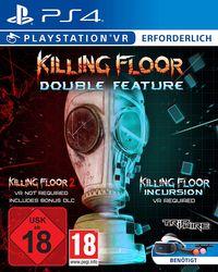 Hier klicken, um das Cover von Killing Floor - Double Feature (PS4) zu vergrößern