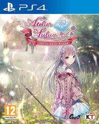 Hier klicken, um das Cover von Atelier Lulua The Scion of Arland (PS4) zu vergrößern