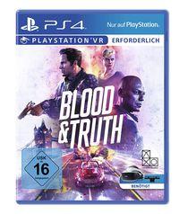 Hier klicken, um das Cover von Blood & Truth [PlayStation VR] zu vergrößern