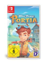 Hier klicken, um das Cover von My Time at Portia (Switch) zu vergrößern