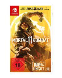 Hier klicken, um das Cover von Mortal Kombat 11 (Switch) zu vergrößern