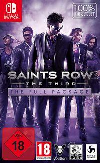 Hier klicken, um das Cover von Saints Row: The Third - The Full Package (Switch) zu vergrößern