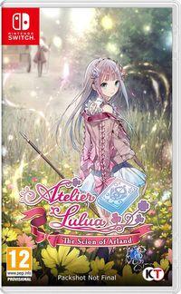 Hier klicken, um das Cover von Atelier Lulua The Scion of Arland (Switch) zu vergrößern