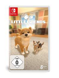 Hier klicken, um das Cover von Little Friends: Dogs & Cats (Switch) zu vergrößern