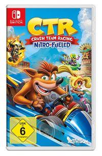 Hier klicken, um das Cover von Crash Team Racing Nitro-Fueled (Switch) zu vergrößern