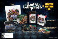 Hier klicken, um das Cover von Lapis x Labyrinth (Switch) zu vergrößern