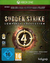 Hier klicken, um das Cover von Sudden Strike 4: Complete Collection (Xbox One) zu vergrößern