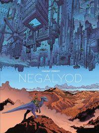Hier klicken, um das Cover von Negalyod zu vergrößern