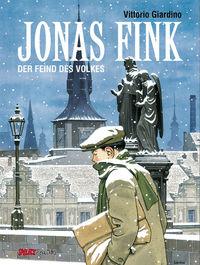 Hier klicken, um das Cover von Jonas Fink – Gesamtausgabe 1 zu vergrößern