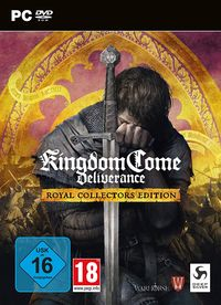 Hier klicken, um das Cover von Kingdom Come Deliverance Royal Edition (PC) zu vergrößern