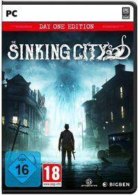 Hier klicken, um das Cover von The Sinking City (PC) zu vergrößern