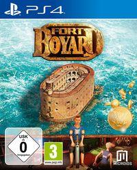 Hier klicken, um das Cover von Fort Boyard - Standard Edition (PS4) zu vergrößern