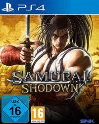 Hier klicken, um das Cover von Samurai Shodown (PS4) zu vergrößern