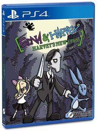 Hier klicken, um das Cover von Harveys Neue Augen (PS4) zu vergrößern
