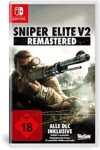 Hier klicken, um das Cover von Sniper Elite V2 Remastered (PS4) zu vergrößern