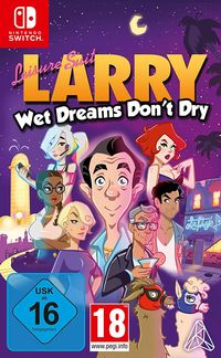 Hier klicken, um das Cover von Leisure Suit Larry - Wet Dreams Don't Dry (Switch) zu vergrößern