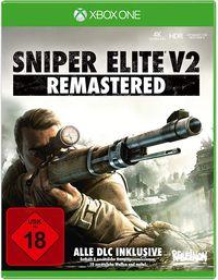 Hier klicken, um das Cover von Sniper Elite V2 Remastered (Xbox One) zu vergrößern