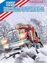 Hier klicken, um das Cover von Die Draufgae~nger – Integral 4 zu vergrößern