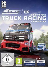 Hier klicken, um das Cover von FIA European Truck Racing Championship (CIAB) zu vergrößern