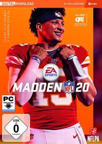 Hier klicken, um das Cover von Madden NFL 20 (PC) zu vergrößern