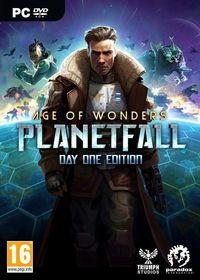 Hier klicken, um das Cover von Age of Wonders: Planetfall Day One Edition (PC) zu vergrößern
