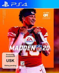 Hier klicken, um das Cover von Madden NFL 20 (PS4) zu vergrößern