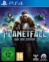 Hier klicken, um das Cover von Age of Wonders: Planetfall Day One Edition (PS4) zu vergrößern